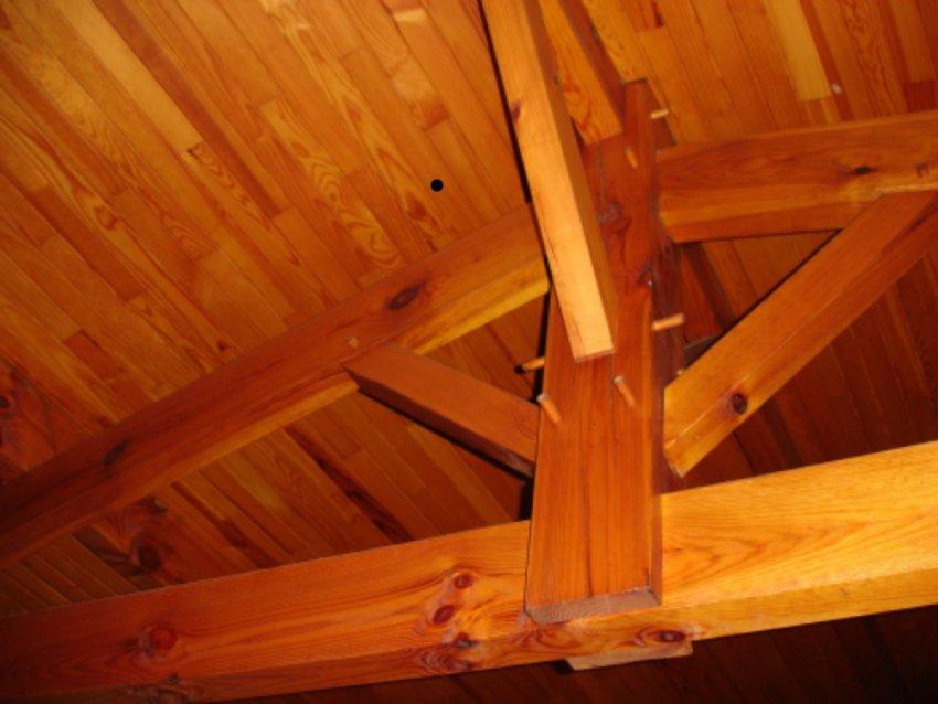 charpente structure fiche produit. Black Bedroom Furniture Sets. Home Design Ideas
